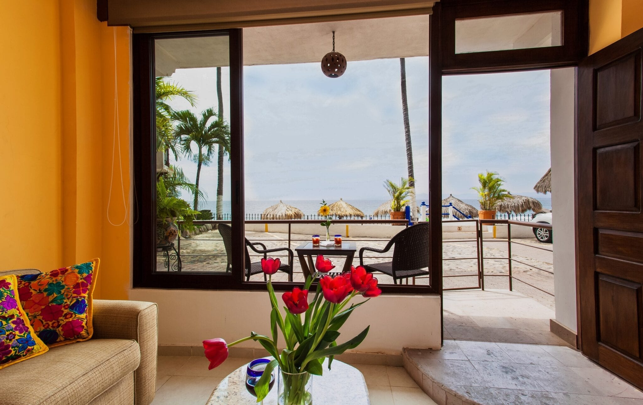pv shores one bedroom beach