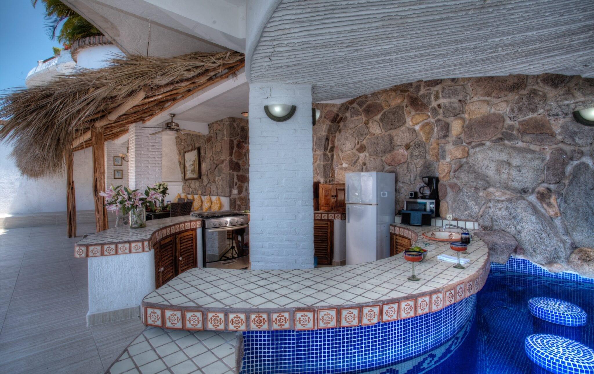 villa azul vallarta