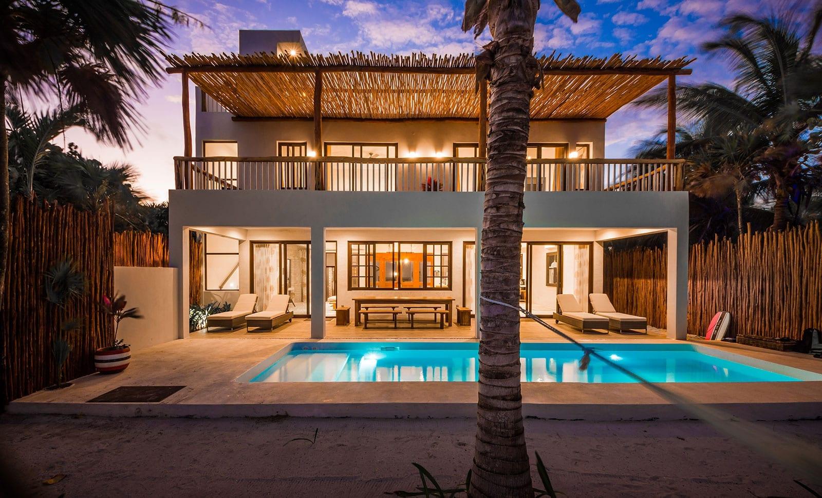 Casa Kevali Riviera Maya