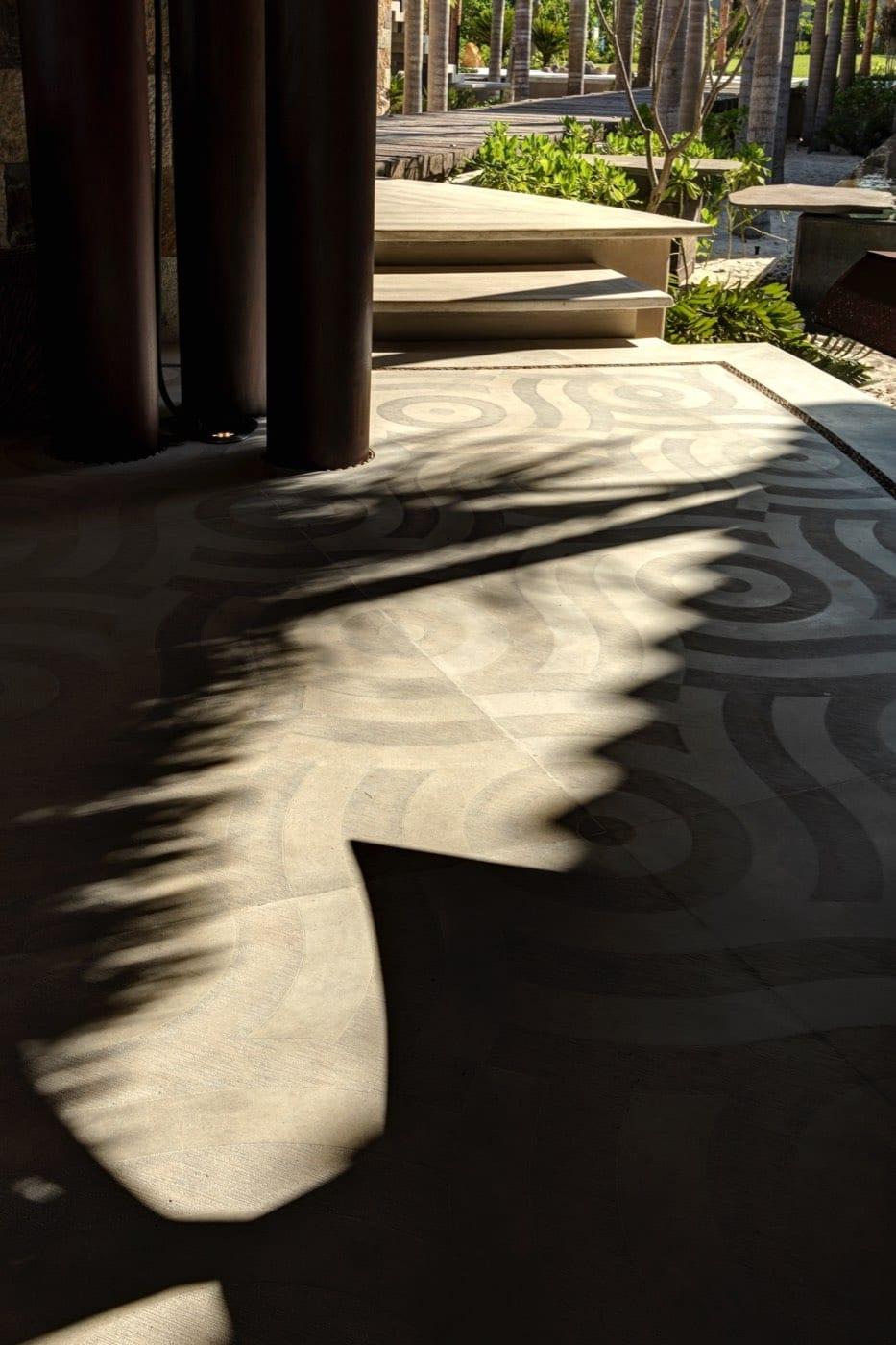 Casa Koko Detail Concrete Floor Design