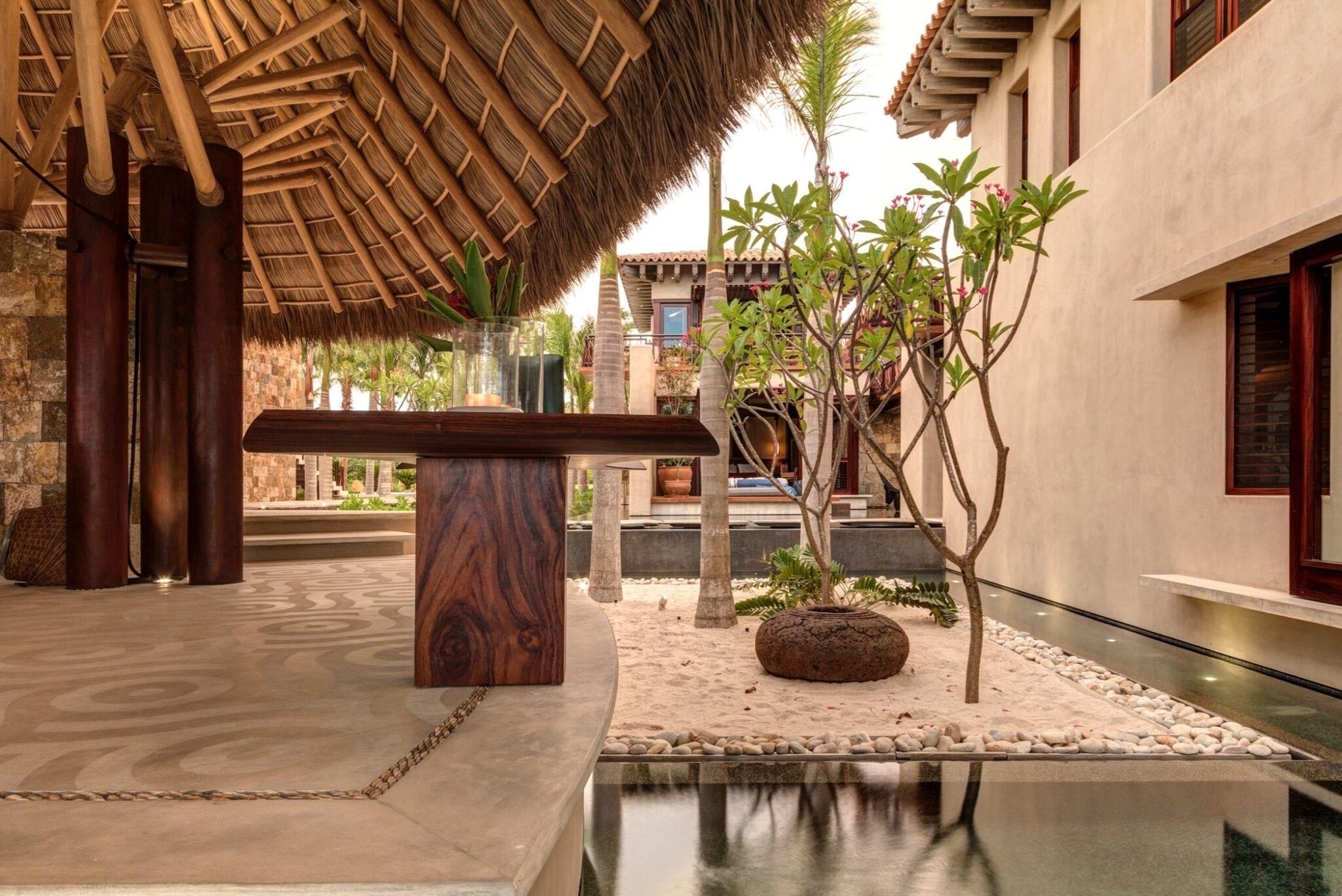 Casa Koko Detail Next To Dining Room