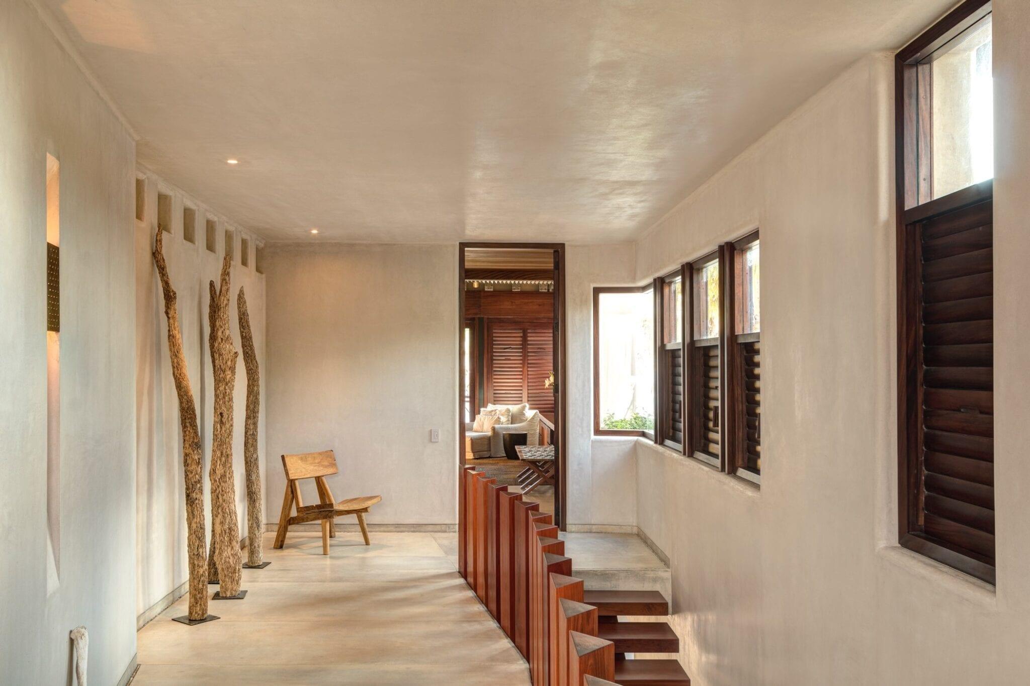 Casa Koko Entrance Hallway Sol Master Suite