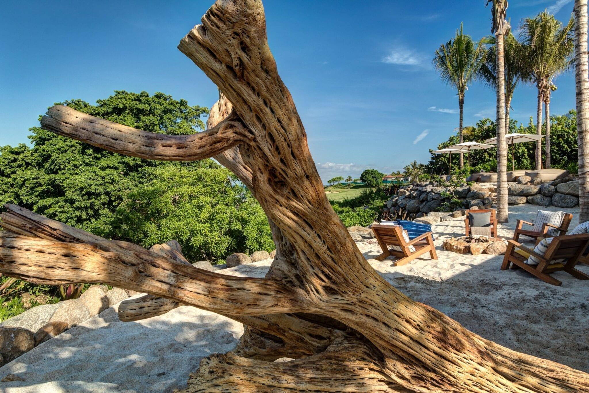 Casa Koko Firepit Sand Terrace