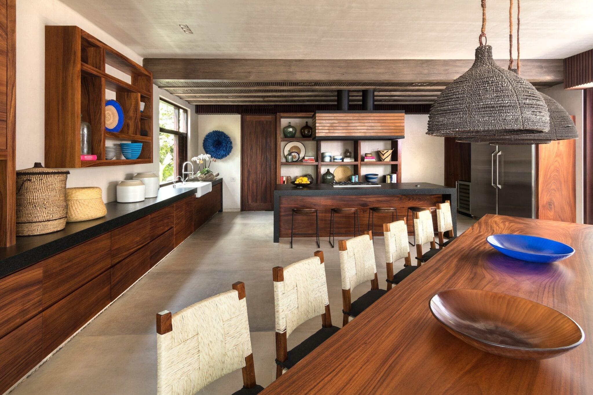 Casa Koko Flor Vainilla Kitchen