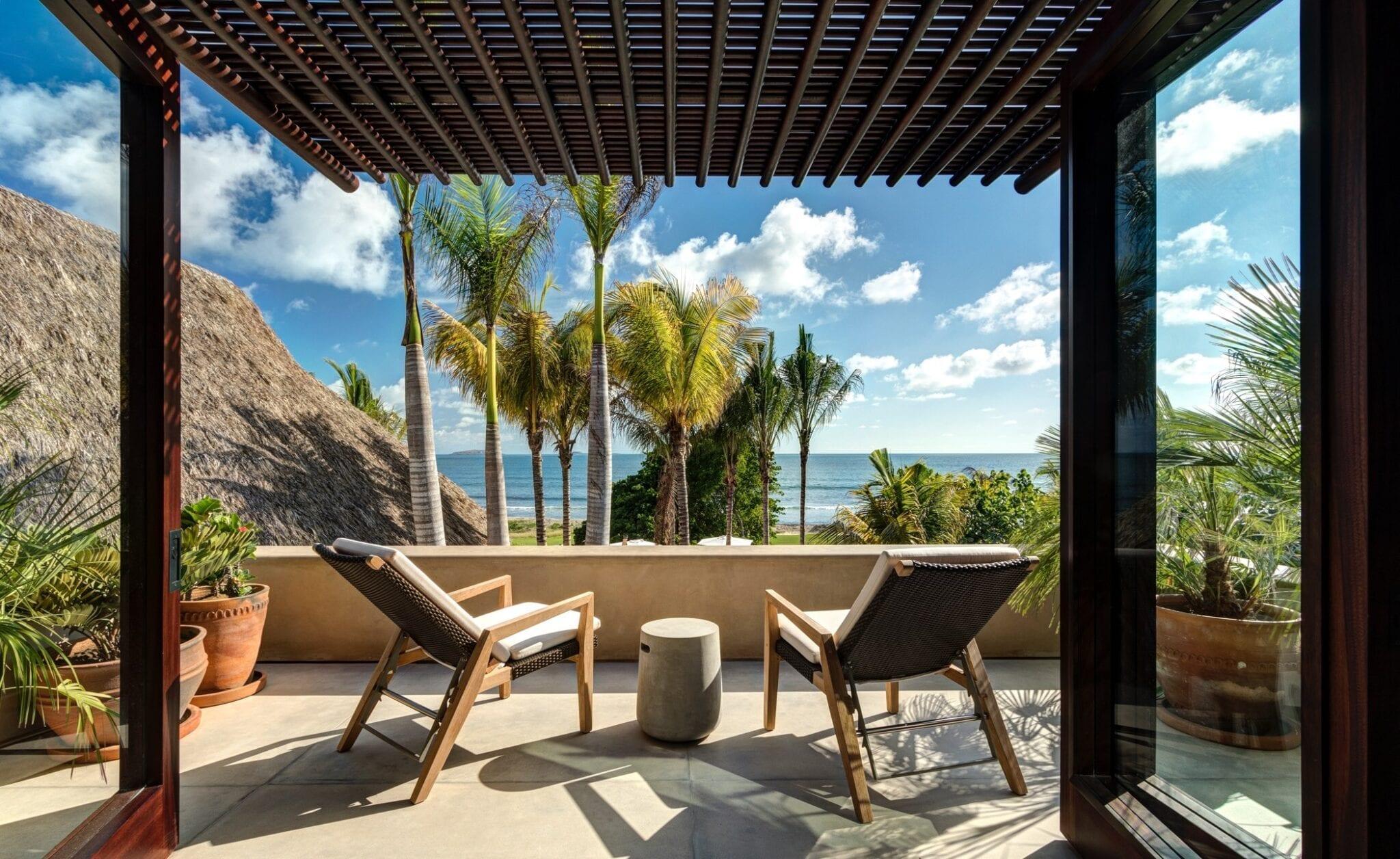 Casa Koko Luna Master Suite Balcony