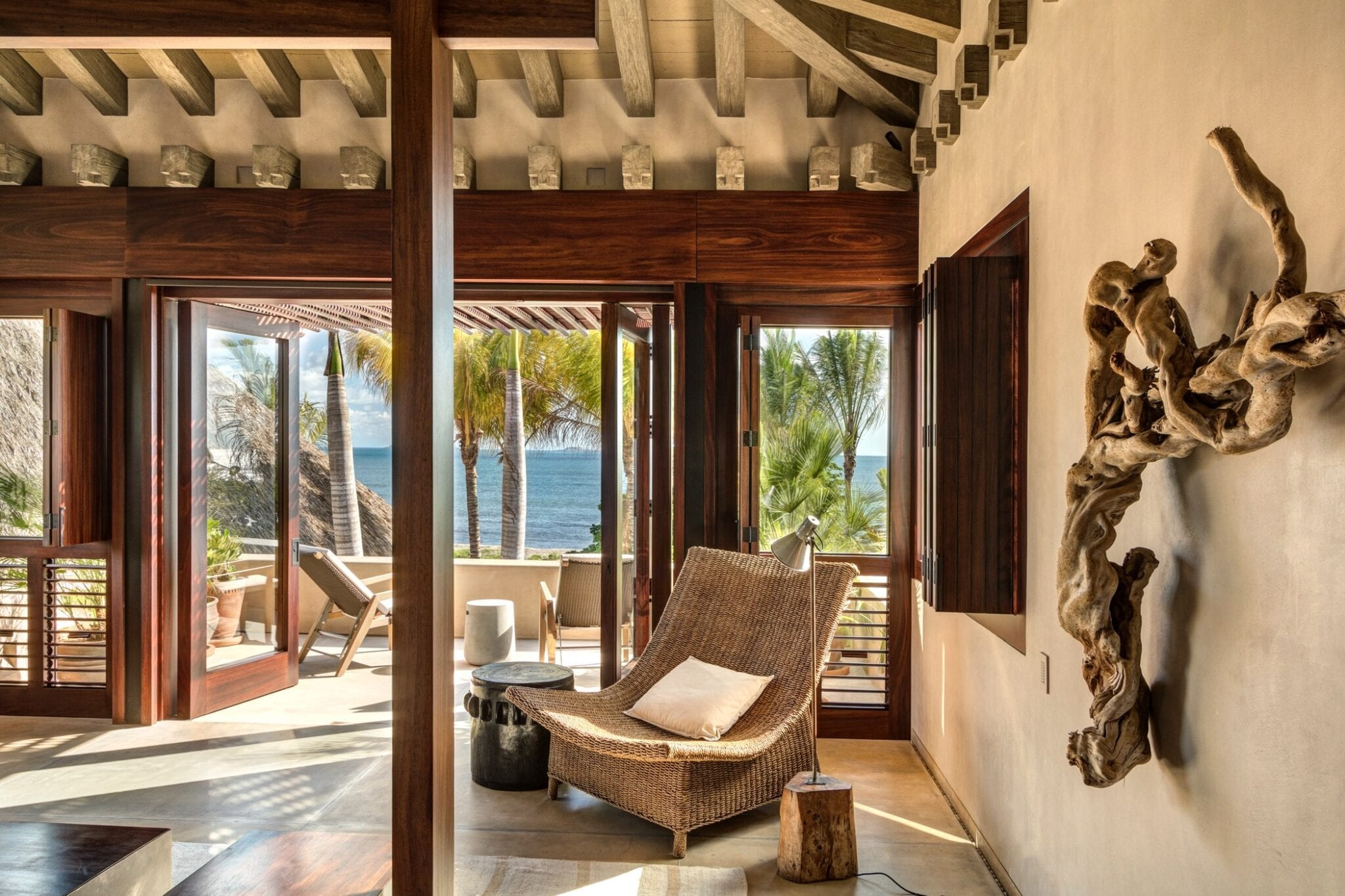 Casa Koko Luna Master Suite View To Balcony