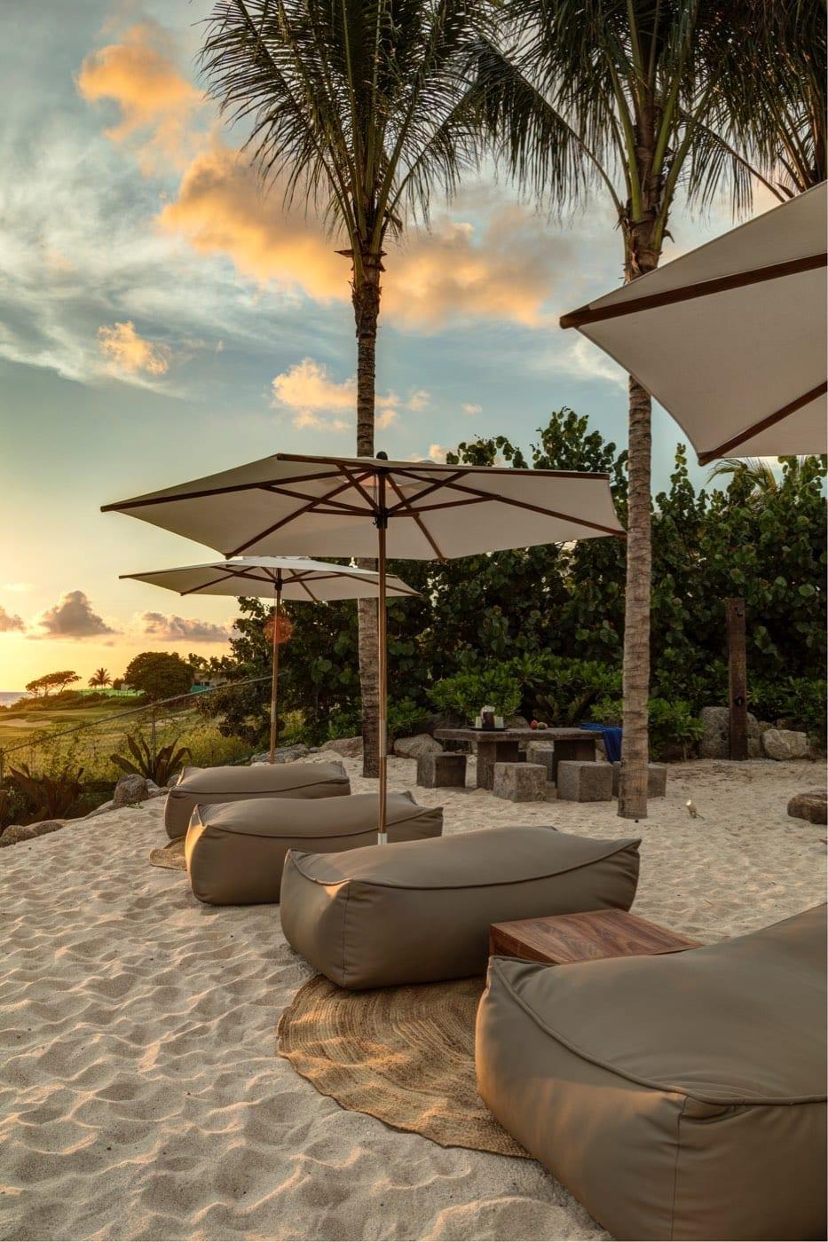Casa Koko Sitting Area Sunset