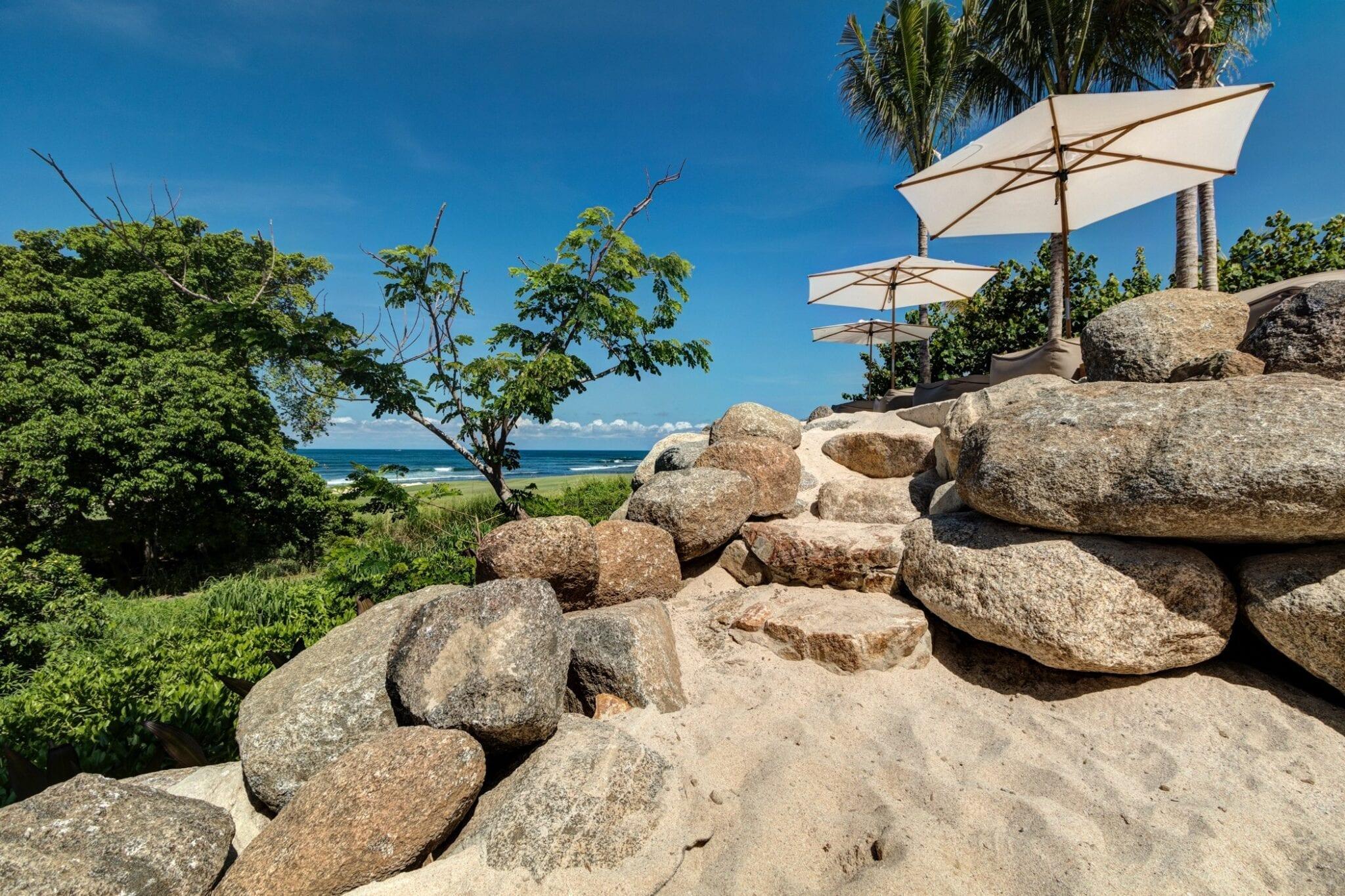 Casa Koko Stairs Sandterrace