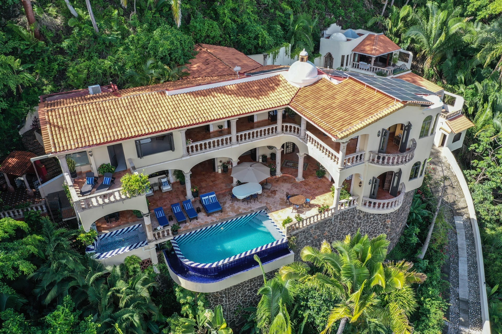 Hacienda De Los Santos Drone