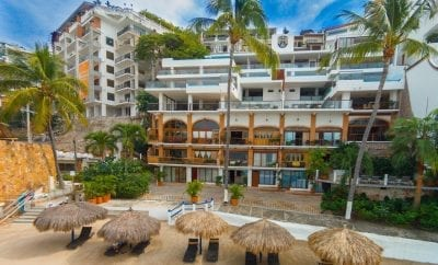 Vallarta Shores 2 Bedroom Balcony #5