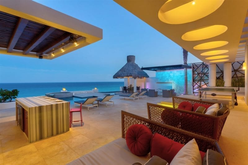 villa blue sea los cabos