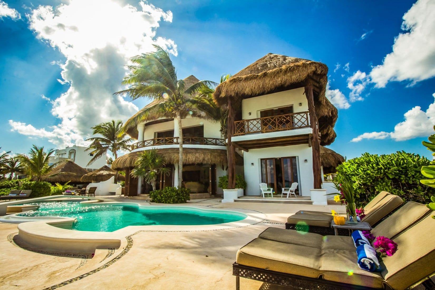 Villa Gran Tortuga Riviera Maya