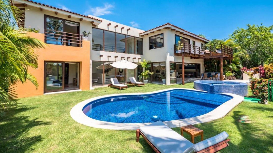 Villa La Serenata Punta Mita Six