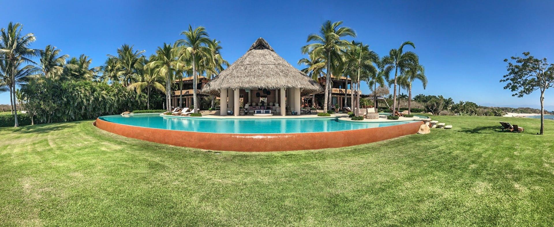 Villa La Vida Punta Mita Wide Angle