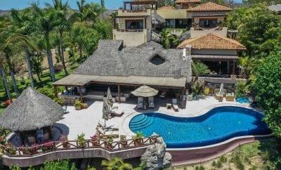 Top Three Picks for Punta Mita Villa Rentals on the Beach
