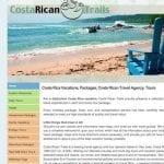 E Costa Rica Vacation
