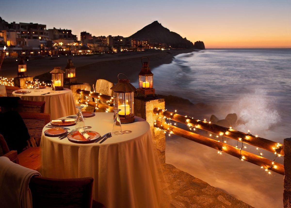 Restaurant El Farrallon Los Cabos