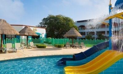 Viajando con niños en la Riviera Maya