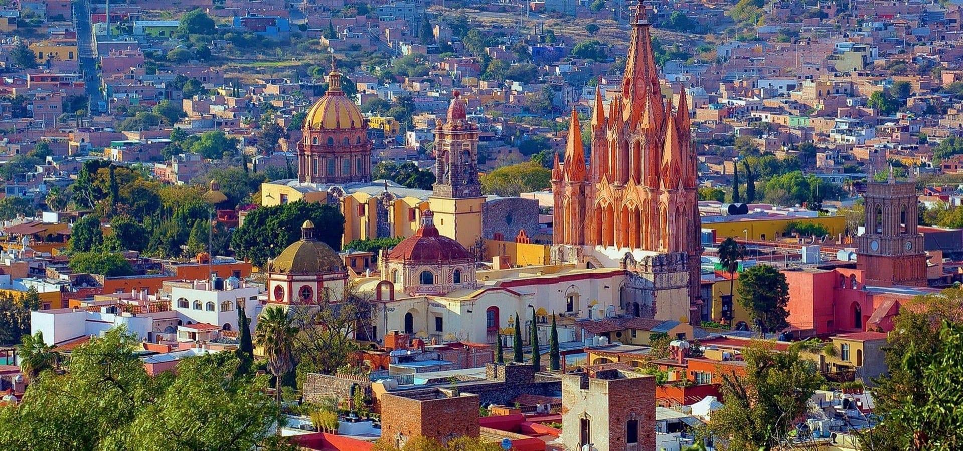 San Miguel de Allende Villa Rentals