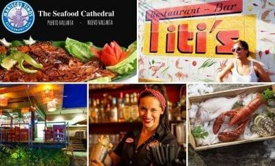 Los Mejores Restaurantes de Mariscos en Puerto Vallarta