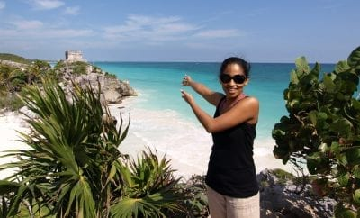 What is Tulum Mexico known for?