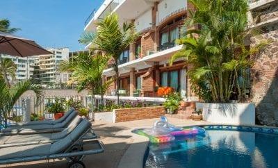 Vallarta Shores 1 Bedroom Balcony #4